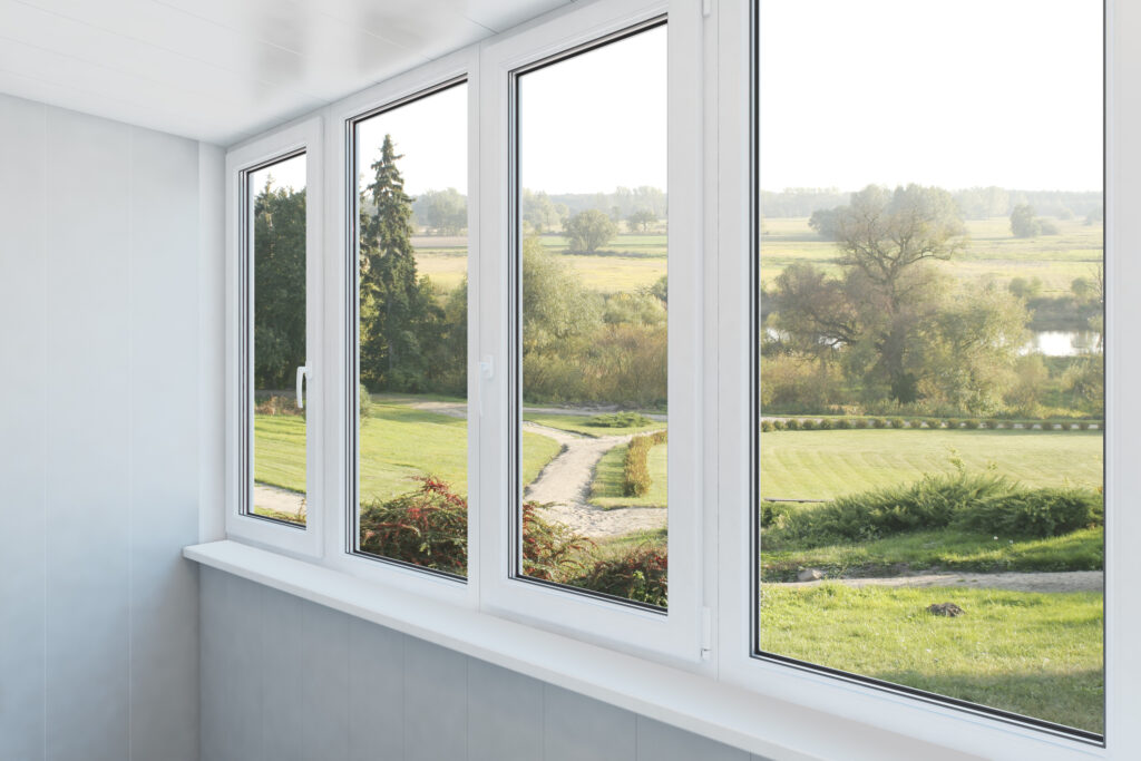 Residential Window Glass Repair and Installation