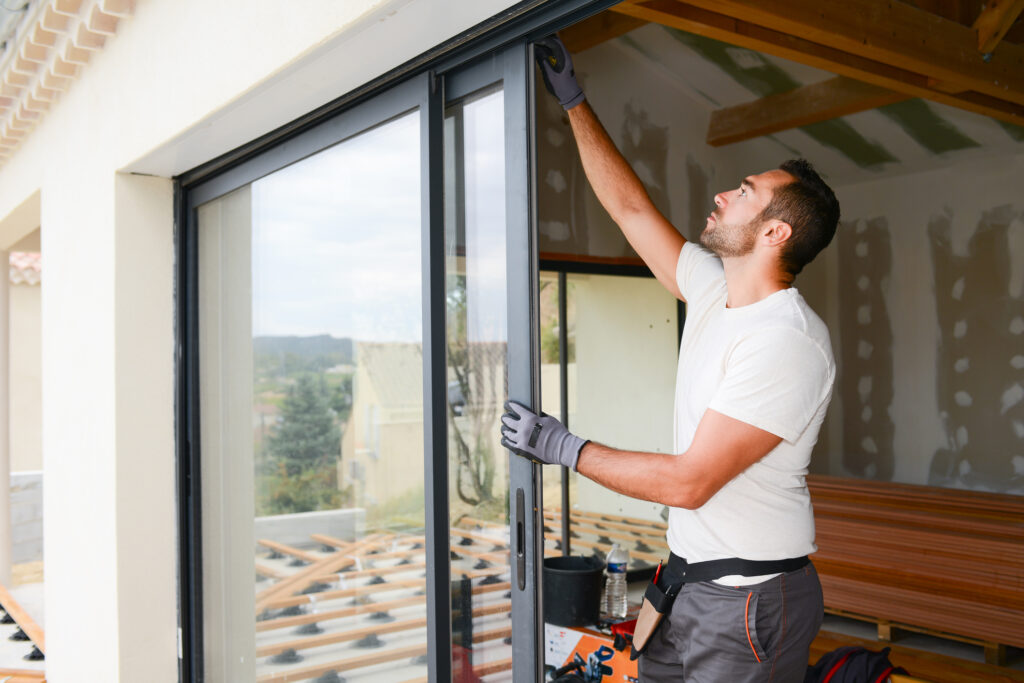 Sliding glass door repair services in Denver, CO